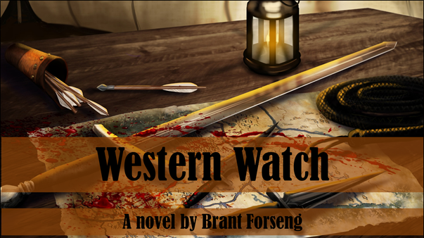 Lady Merreth in Western Watch Book Trailer Image 09