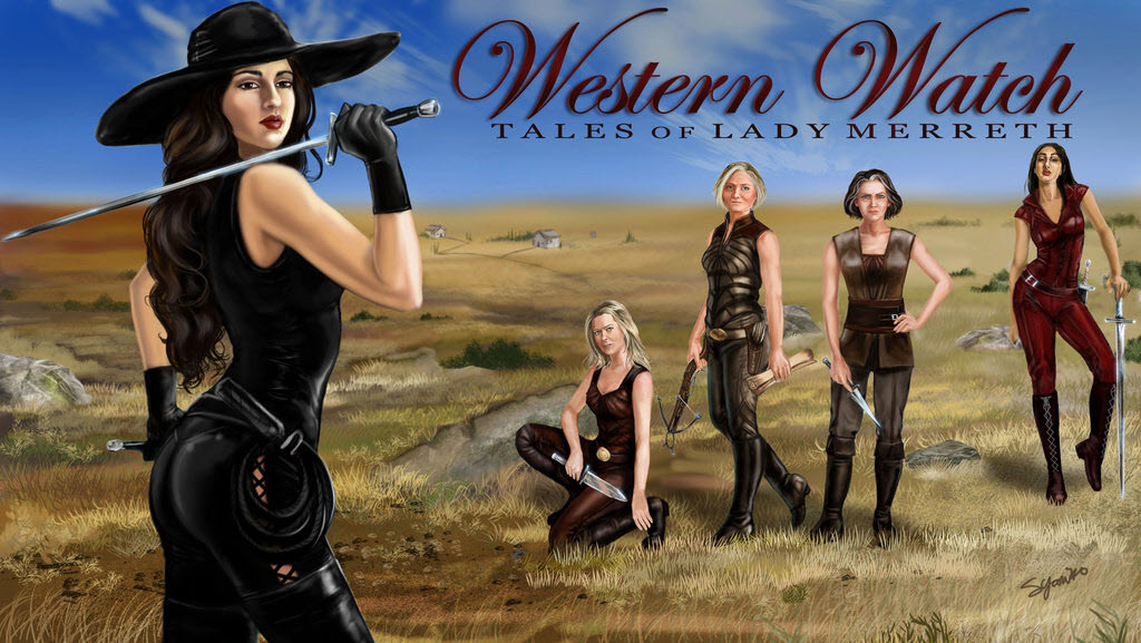 Western Watch -- Ladies On the Plains