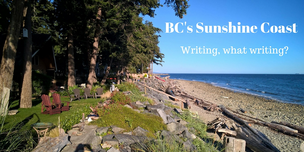 BC's Sunshine Coast July 28 2016