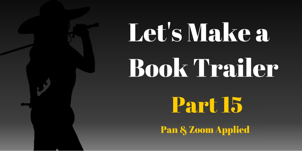 Let's Make A Book Trailer Part 15