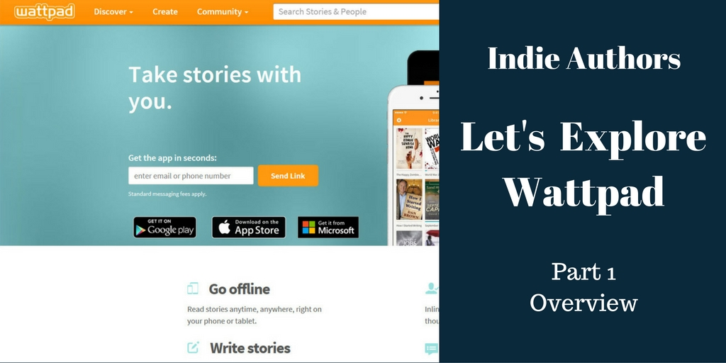 Let's Explore Wattpad -- Part 1