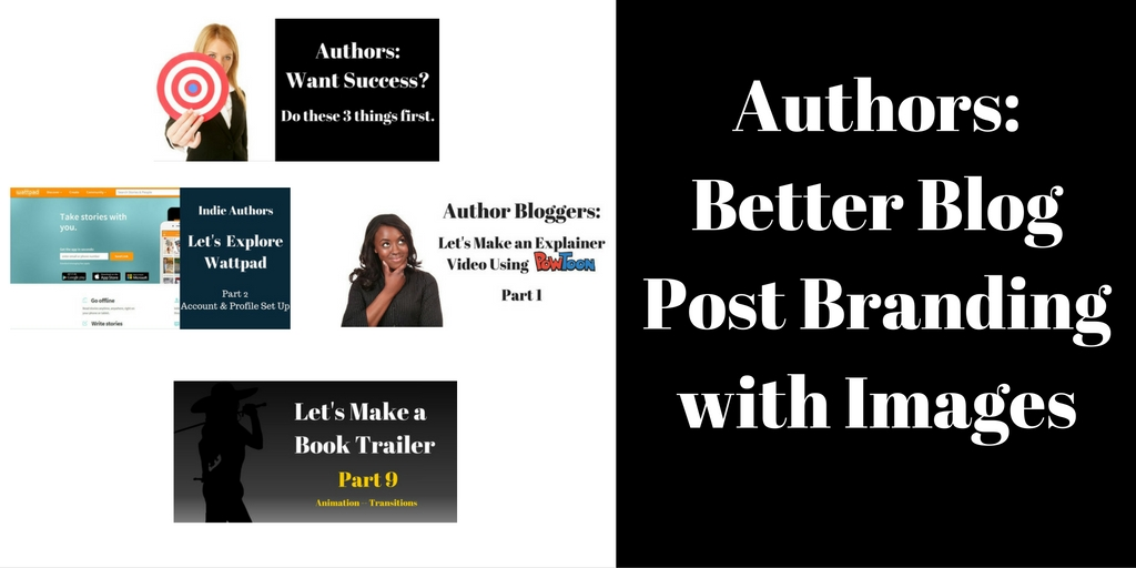 Authors: Better Blog Post Branding with Images, Brnat Forseng, @brantforseng