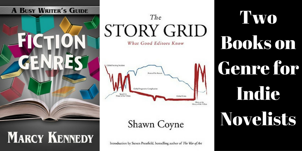 Two Books on Genre for Indie Novelists