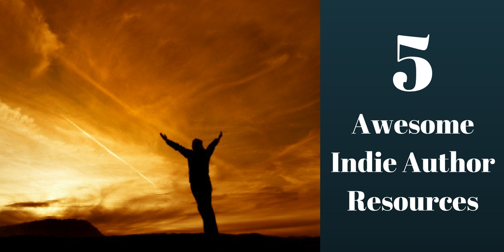 5 Awesome Indie Author Resources, Brant Forseng, @brantforseng