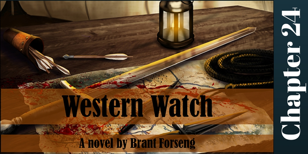 Western Watch Chapter 24, Brant Forseng, @brantforseng