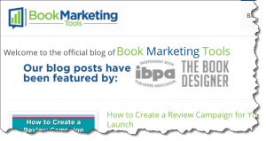 Book Marketing Tools Blog