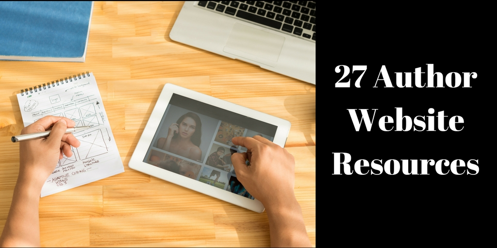 27 Author Website Resources, @brantforseng, Brant Forseng