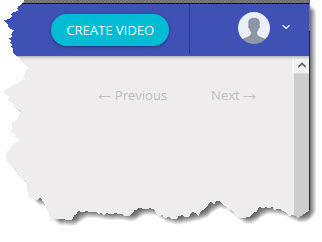 Lumen5: Create Video button, Brant Forseng, @brantforseng