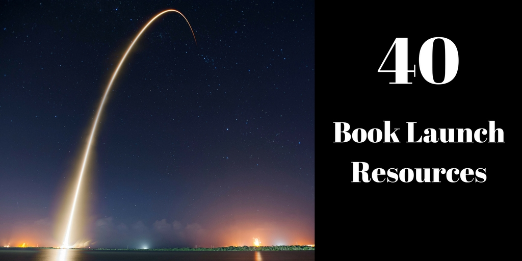 40 Book Launch Resources , Brant Forseng, @brantforseng