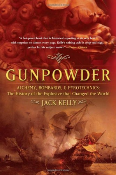 Gunpowder by Jack Kelly, @brantforseng