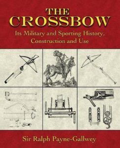 The Crossbow, a Book Review, Brant Forseng,@branforseng