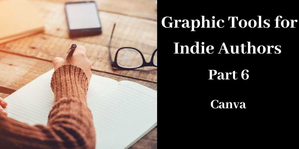 Graphic Tools for Indie Authors -- Part 6, Brant Forseng, @brantforseng