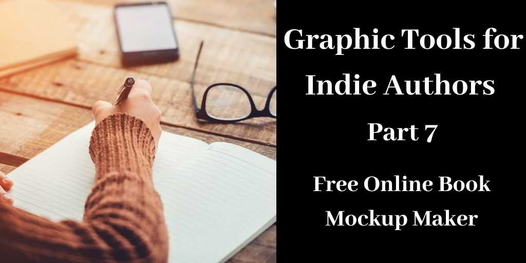 Graphic Tools for Indie Authors -- Part 7, Brant Forseng, @brantforseng