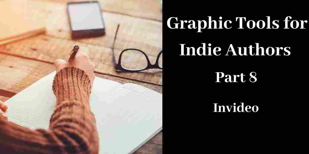Graphic Tools for Indie Authors Part 8, Brant Forseng, @brantforseng
