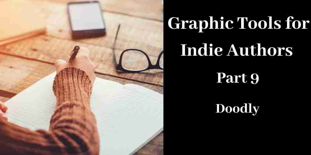 Graphic Tools for Indie Authors, Brant Forseng, @brantforseng